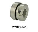 Bezluzowe, skrętnie sztywne sprzęgło przeciążeniowe SYNTEX-NC