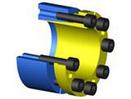 CLAMPEX 200 - samocentrujący