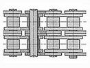 Łańcuchy rolkowe Galla 2 - rzędowe